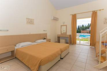 Stay in the heart of Corfu
